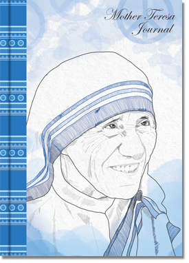 Journal Personality - MOTHER TERESA