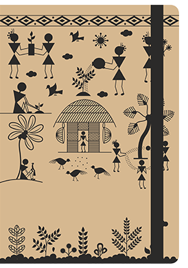 Journal Warli-B