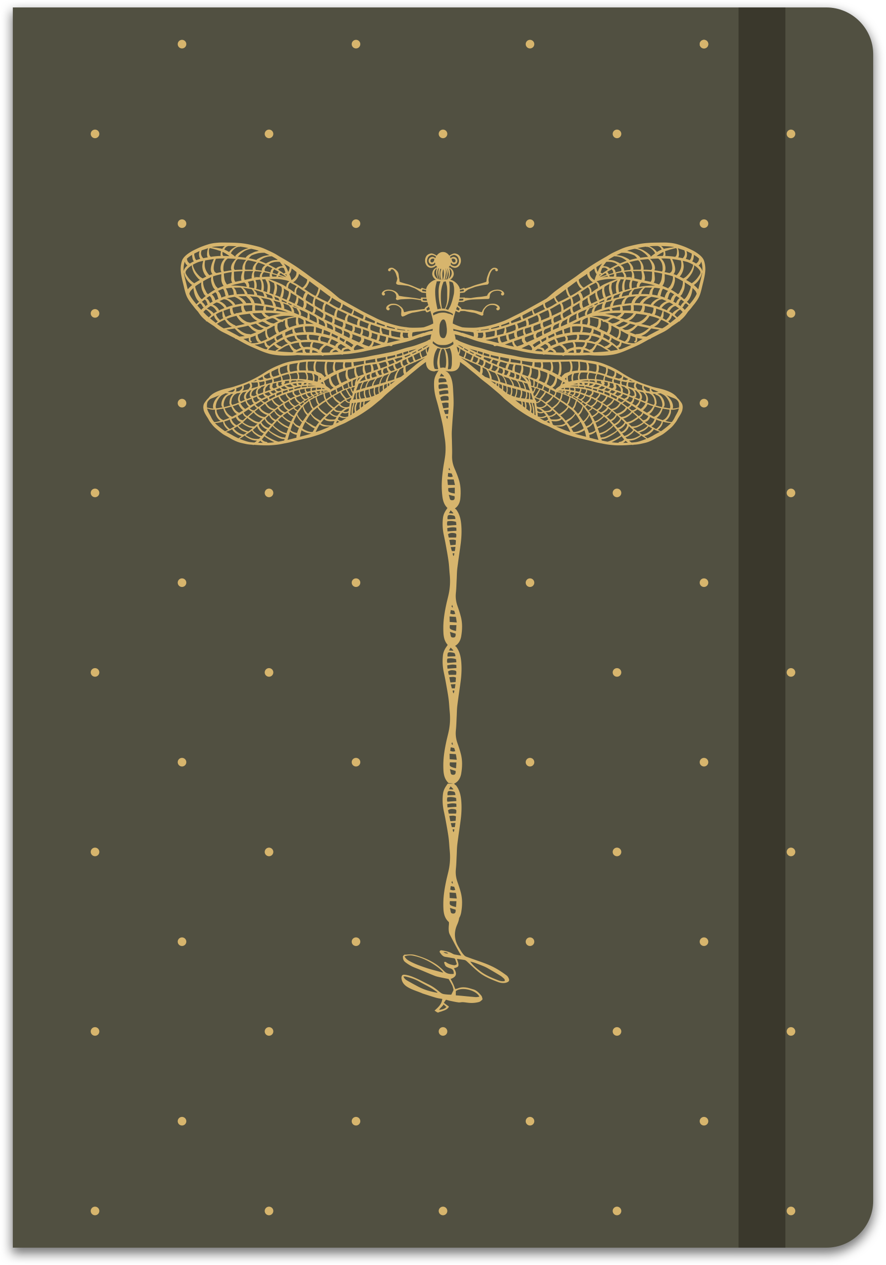 Womens Journal-DRAGONFLY